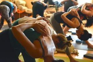 Yoga light für den Westen