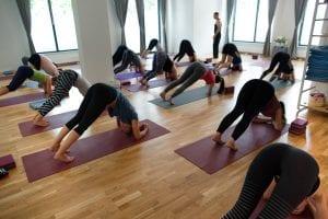 Ein Jahr enso yoga Berlin